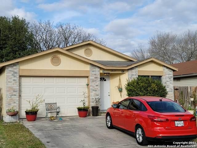 6823 Eden Grove Dr, Converse, TX 78109 (MLS #1508538) :: Sheri Bailey Realtor