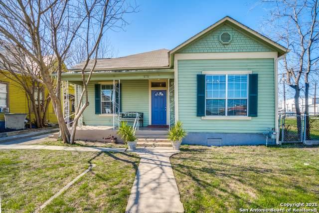 519 N San Marcos, San Antonio, TX 78207 (MLS #1508542) :: 2Halls Property Team | Berkshire Hathaway HomeServices PenFed Realty