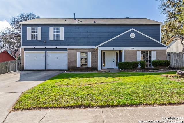 9138 Park Trail, San Antonio, TX 78250 (MLS #1508602) :: The Rise Property Group