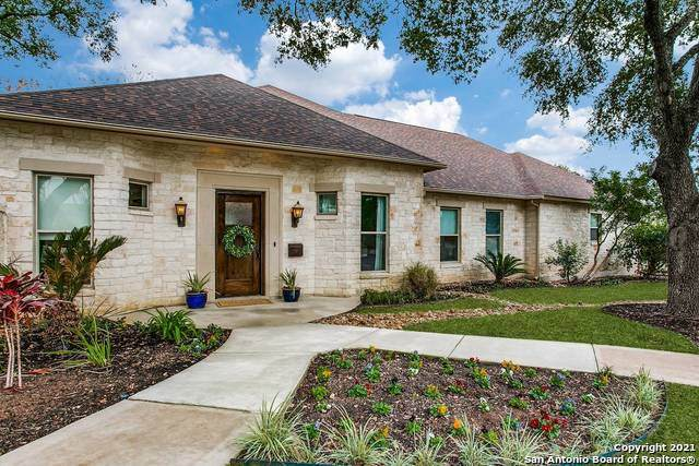 815 Ridgemont Ave, Terrell Hills, TX 78209 (MLS #1508680) :: Santos and Sandberg