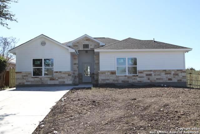 5102 Edgemoor St, San Antonio, TX 78220 (MLS #1508689) :: Sheri Bailey Realtor
