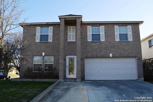 8002 Misty Blf, San Antonio, TX 78249 (MLS #1508703) :: The Rise Property Group