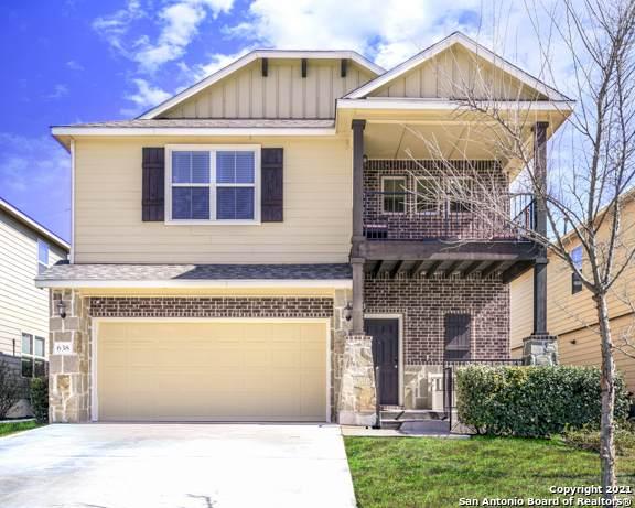 638 Fort Concho, San Antonio, TX 78245 (MLS #1508801) :: ForSaleSanAntonioHomes.com