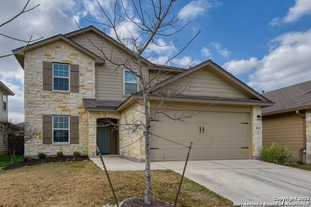 8923 Bowen Branch, San Antonio, TX 78254 (MLS #1508803) :: Keller Williams City View