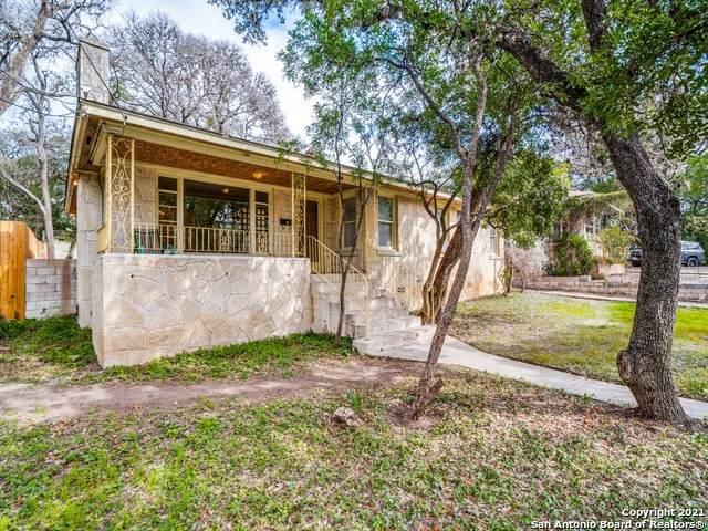 231 E Kings Hwy, San Antonio, TX 78212 (MLS #1508843) :: Keller Williams City View