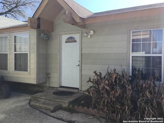 7703 Quail Hill, San Antonio, TX 78239 (MLS #1508859) :: The Gradiz Group