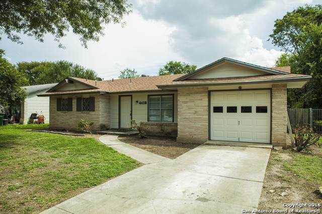 4418 Desert View Dr, San Antonio, TX 78217 (MLS #1508909) :: Williams Realty & Ranches, LLC
