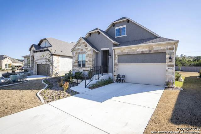 1954 Worsham Pass, San Antonio, TX 78260 (MLS #1508931) :: The Gradiz Group