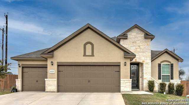 8535 Desert Cove Dr, San Antonio, TX 78254 (MLS #1508979) :: The Rise Property Group