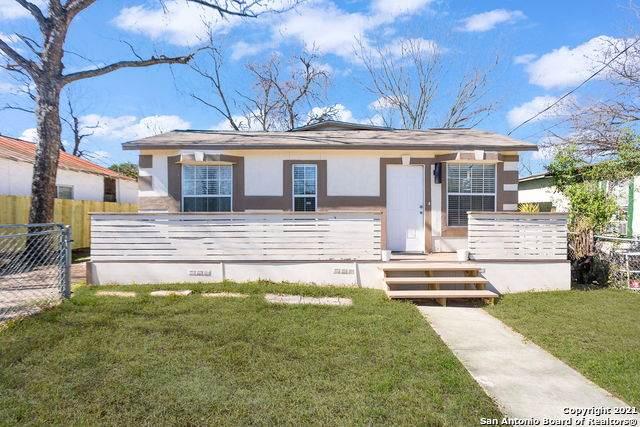 551 N San Felipe Ave, San Antonio, TX 78228 (MLS #1508993) :: Vivid Realty