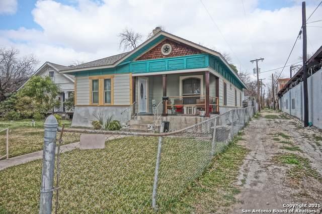 115 W Highland Blvd, San Antonio, TX 78210 (MLS #1509016) :: Real Estate by Design