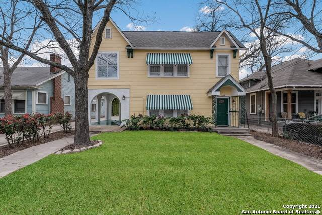 1212 W French Pl, San Antonio, TX 78201 (MLS #1509052) :: Vivid Realty