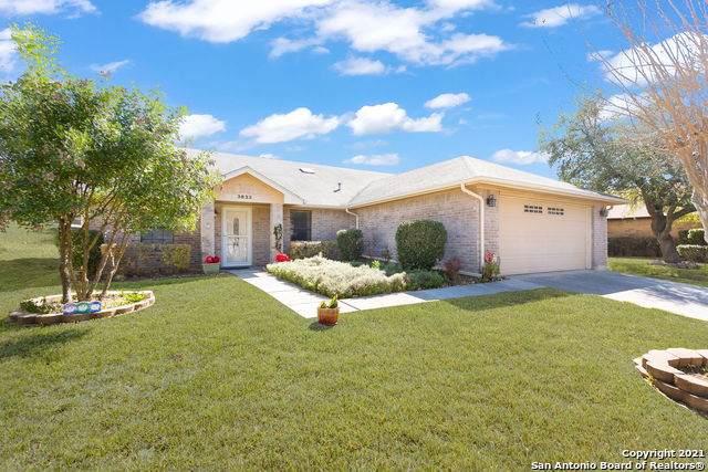 3633 Fox Run, Schertz, TX 78108 (MLS #1509060) :: Concierge Realty of SA