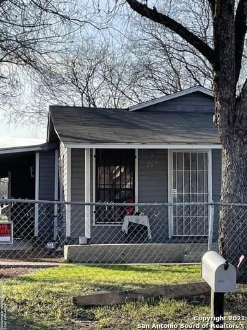 267 N San Gabriel Ave, San Antonio, TX 78237 (MLS #1509087) :: Vivid Realty