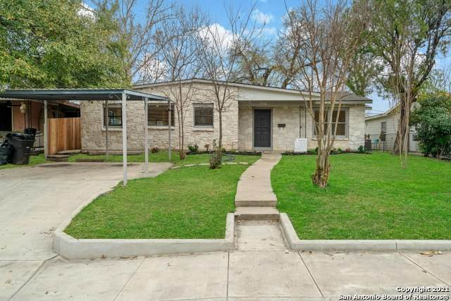 718 Brookview Dr, San Antonio, TX 78213 (MLS #1509091) :: Williams Realty & Ranches, LLC