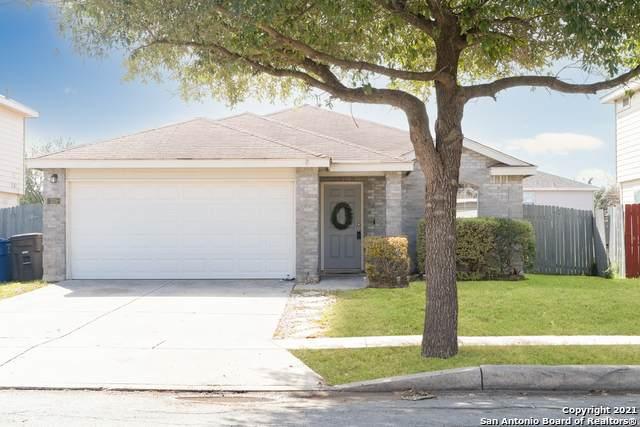 335 English Saddle, San Antonio, TX 78227 (MLS #1509136) :: BHGRE HomeCity San Antonio