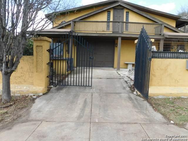 819 E Euclid Ave, San Antonio, TX 78212 (MLS #1509282) :: Real Estate by Design