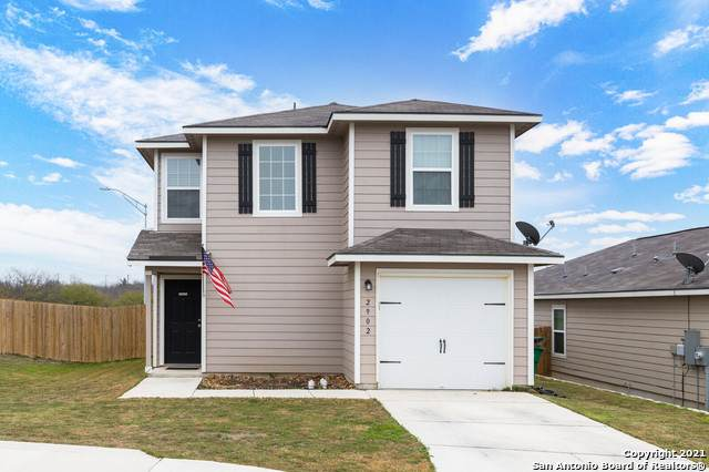 2902 Hypatia Meadow, San Antonio, TX 78222 (MLS #1509283) :: Vivid Realty