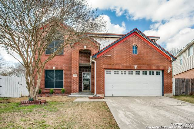 13107 Greensview Ln, San Antonio, TX 78217 (MLS #1509295) :: Santos and Sandberg