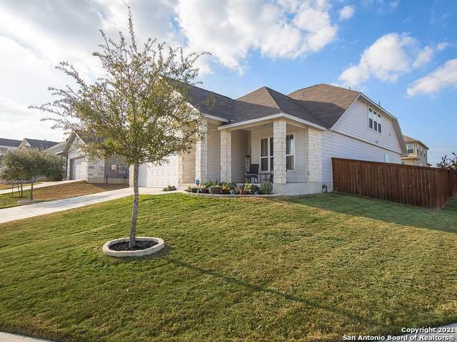 6661 Bowie Cove, Schertz, TX 78108 (MLS #1509310) :: Berkshire Hathaway HomeServices Don Johnson, REALTORS®