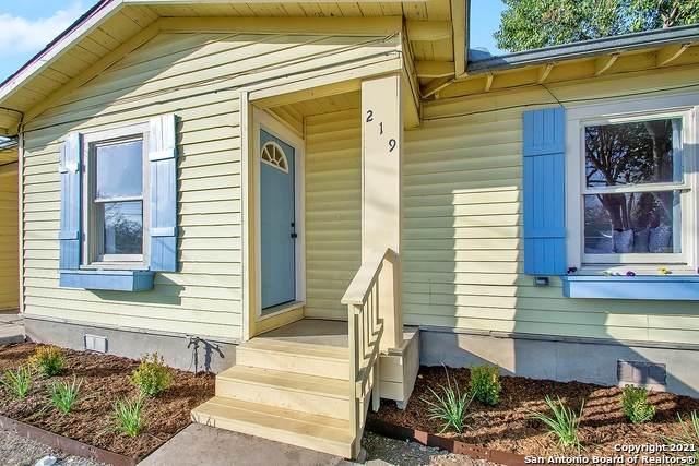 219 San Angelo, San Antonio, TX 78212 (MLS #1509317) :: Berkshire Hathaway HomeServices Don Johnson, REALTORS®