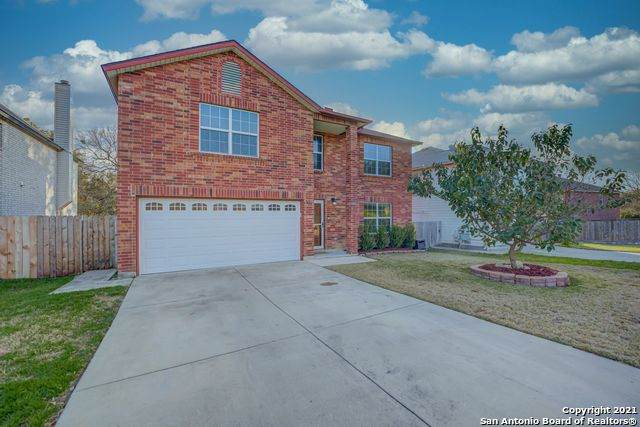424 Ashley Park, Schertz, TX 78154 (MLS #1509327) :: Williams Realty & Ranches, LLC
