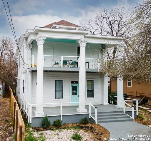 411 E Carson St, San Antonio, TX 78208 (MLS #1509363) :: Sheri Bailey Realtor