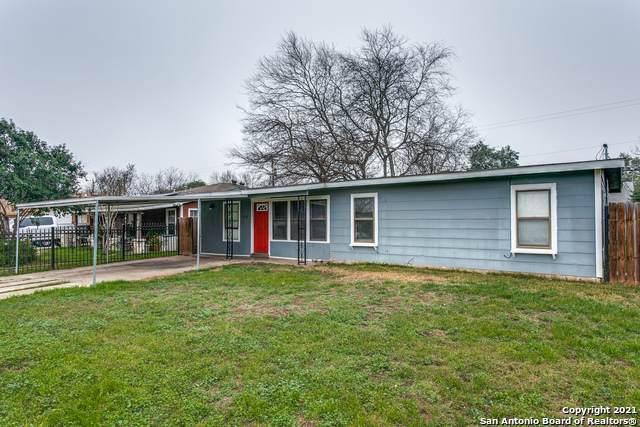 315 Harcourt Ave, San Antonio, TX 78223 (MLS #1509395) :: EXP Realty
