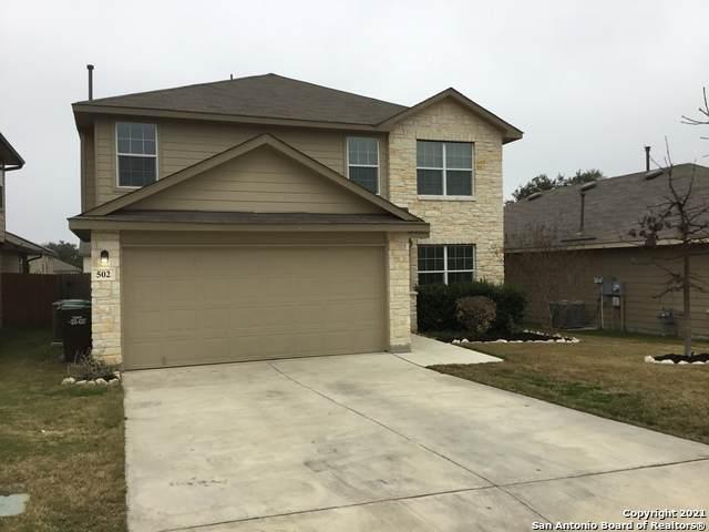 502 Snowy Egret, San Antonio, TX 78253 (MLS #1509405) :: Williams Realty & Ranches, LLC