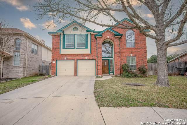 3106 Mares Meadows, San Antonio, TX 78247 (MLS #1509426) :: The Castillo Group