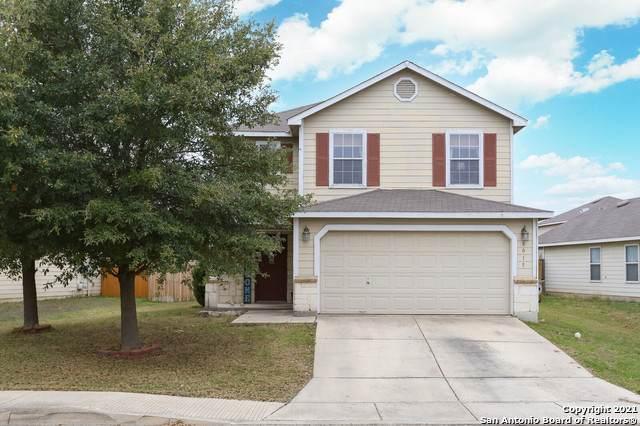 8015 Brushy Meadows, San Antonio, TX 78254 (MLS #1509432) :: The Gradiz Group