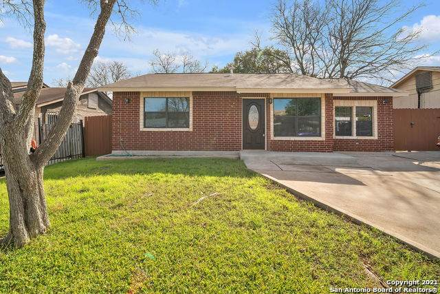 5210 Bakersfield St, San Antonio, TX 78228 (MLS #1509459) :: The Castillo Group