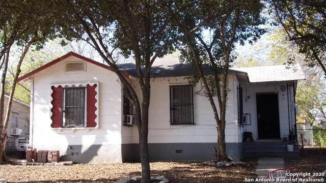 223 Lyric St, San Antonio, TX 78223 (MLS #1509465) :: Williams Realty & Ranches, LLC