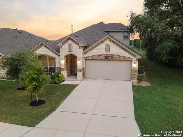 8843 Winchester Way, San Antonio, TX 78254 (MLS #1509512) :: Williams Realty & Ranches, LLC