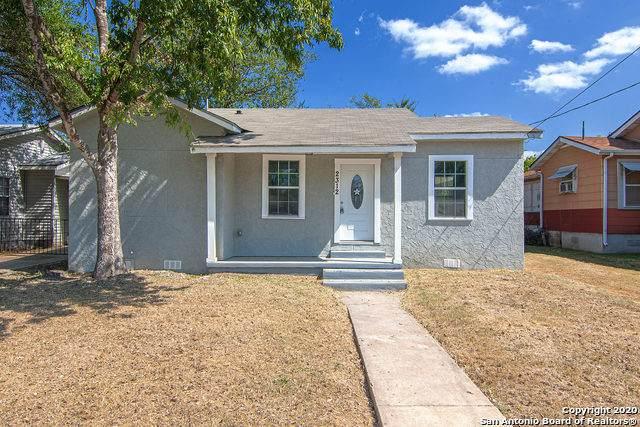 2312 Saint Anthony Ave, San Antonio, TX 78210 (MLS #1509553) :: Neal & Neal Team