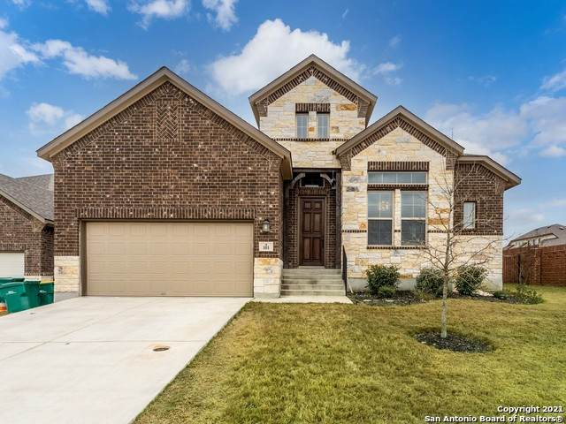 101 Alcantara, Boerne, TX 78006 (MLS #1509558) :: The Glover Homes & Land Group