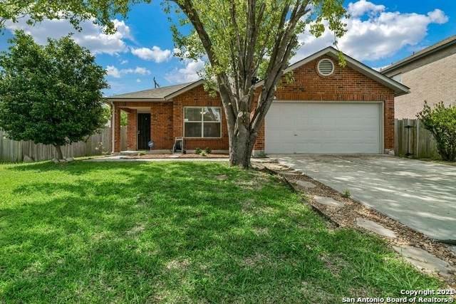 8002 Talkenhorn, Converse, TX 78109 (MLS #1509584) :: Keller Williams City View