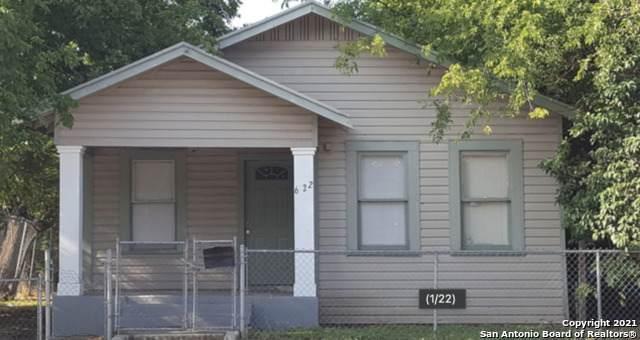 622 Iowa Street, San Antonio, TX 78203 (MLS #1509647) :: Vivid Realty