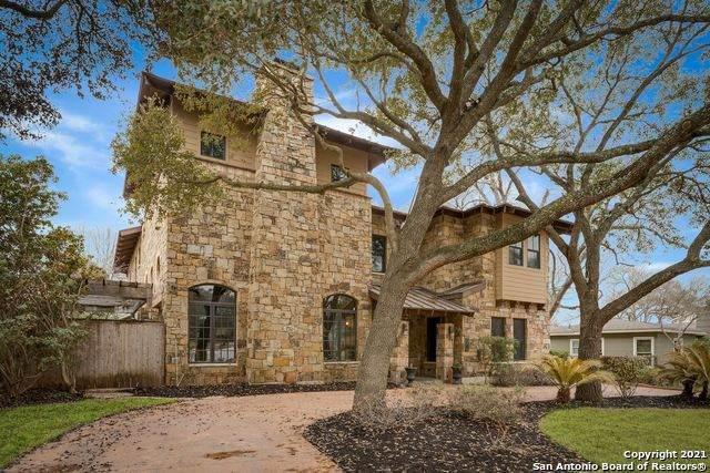 114 Morningside Dr, Terrell Hills, TX 78209 (MLS #1509690) :: The Lopez Group