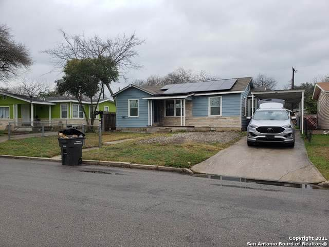 2455 Waverly Ave, San Antonio, TX 78228 (MLS #1509694) :: The Gradiz Group