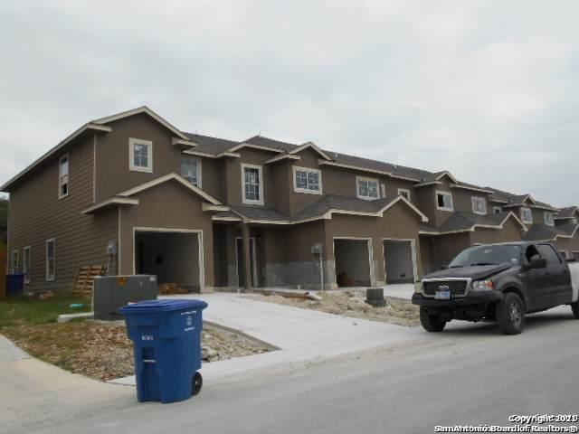 6413 Aspen Hill #6413, San Antonio, TX 78238 (MLS #1509730) :: The Gradiz Group