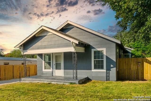 215 Victoria St, Kenedy, TX 78119 (MLS #1509748) :: Vivid Realty
