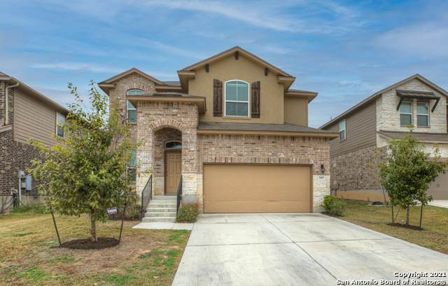 845 Marbella, Cibolo, TX 78108 (MLS #1509775) :: Carter Fine Homes - Keller Williams Heritage