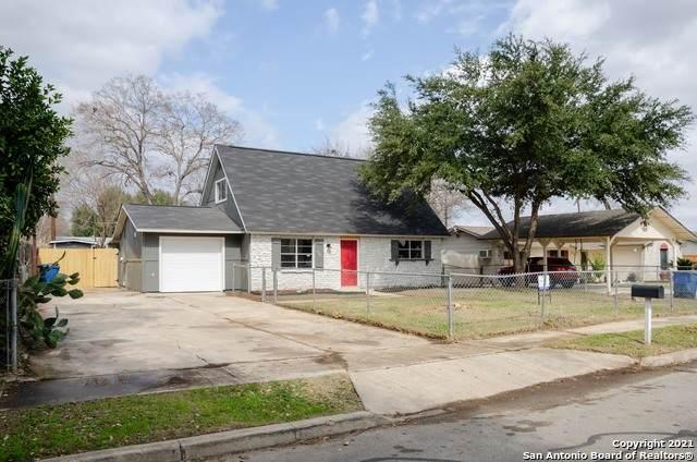 543 Yukon Blvd, San Antonio, TX 78221 (MLS #1509782) :: Real Estate by Design