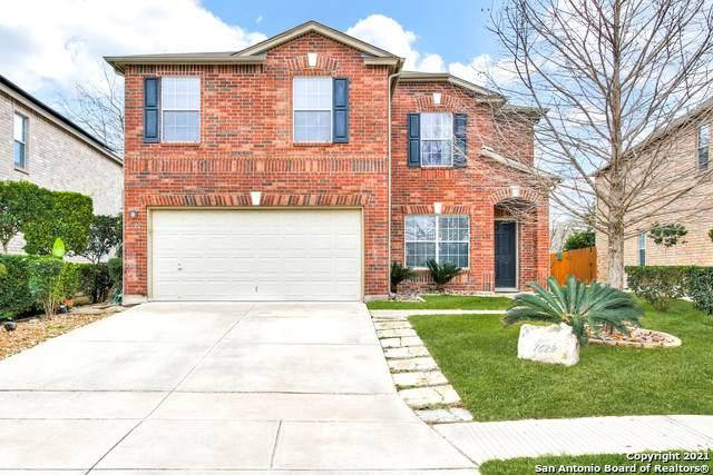 7622 Barhill Post, San Antonio, TX 78254 (MLS #1509807) :: The Gradiz Group