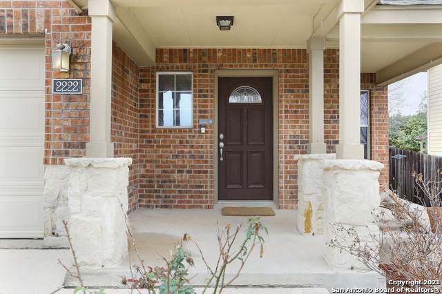 2222 Hornsby Bend, San Antonio, TX 78245 (MLS #1509811) :: Williams Realty & Ranches, LLC