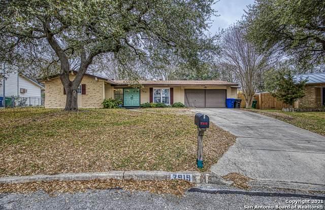 7919 Robin Hill Dr, San Antonio, TX 78230 (MLS #1509827) :: Berkshire Hathaway HomeServices Don Johnson, REALTORS®