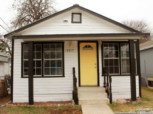 2417 Potosi St, San Antonio, TX 78207 (MLS #1509837) :: 2Halls Property Team | Berkshire Hathaway HomeServices PenFed Realty