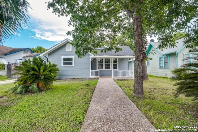 2050 Cincinnati Ave, San Antonio, TX 78228 (MLS #1509843) :: The Rise Property Group