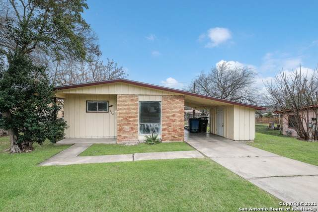 202 Forrest Valley, San Antonio, TX 78227 (MLS #1509894) :: The Rise Property Group